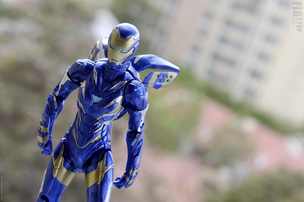 Marvel Woman - Pepper Potts in Rescue Armor