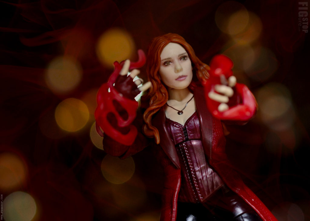 Marvel Woman - Scarlet Witch