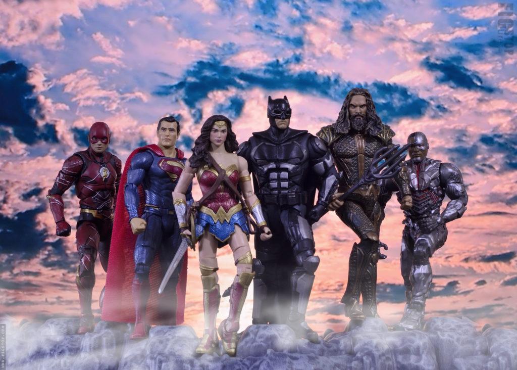 Mattel DC Multiverse Justice League