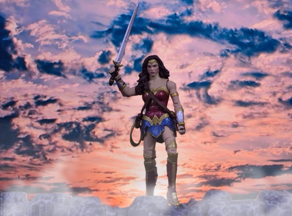 Mattel DC Multiverse Justice League - Wonder Woman