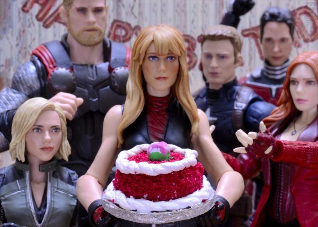 Robert Downey Jr - Birthday