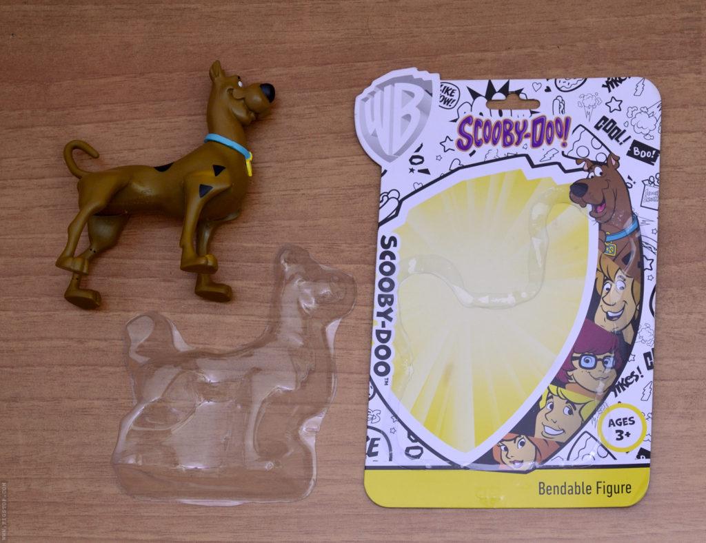 Scooby Doo Bendable Figure - Unboxed