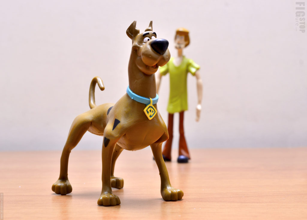Scooby Doo and Shaggy Bendable Figure