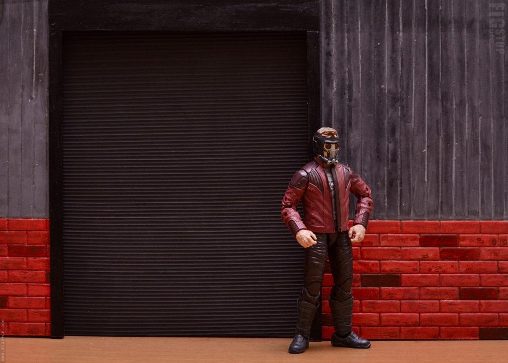 Warehouse Diorama Photo - Starlords