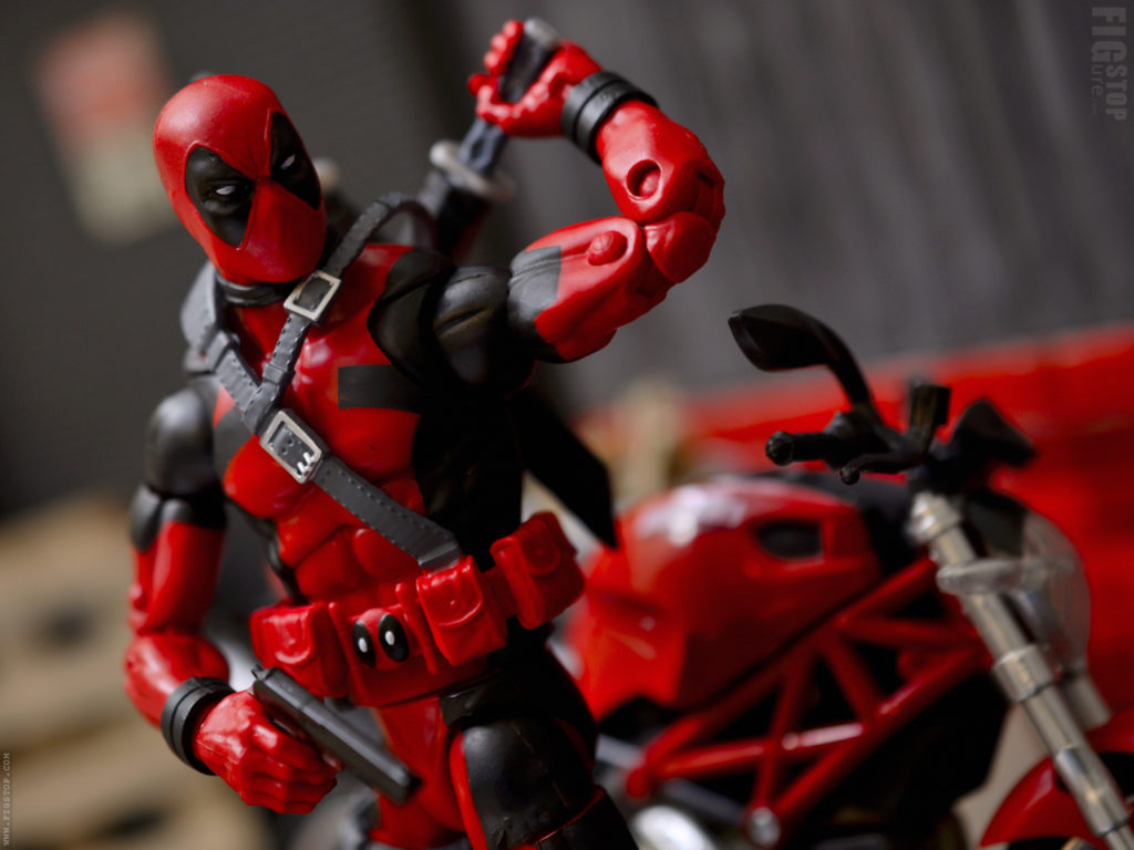 Deadpool - Toy Photography