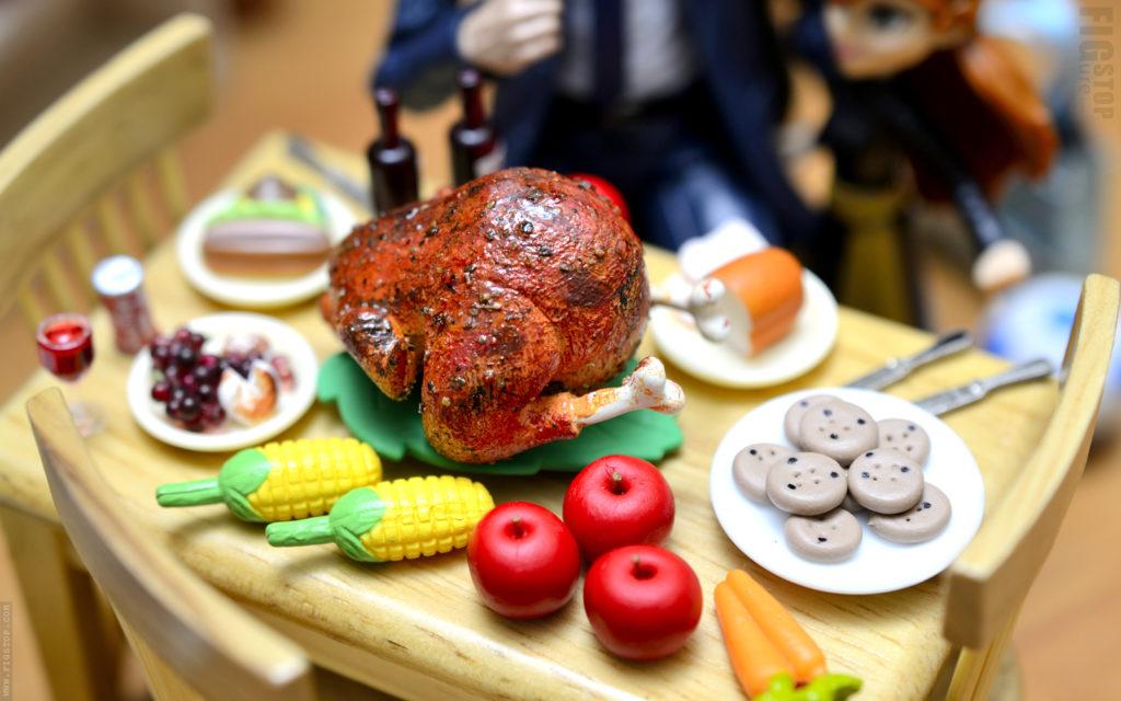 Thanksgiving 2020 Food
