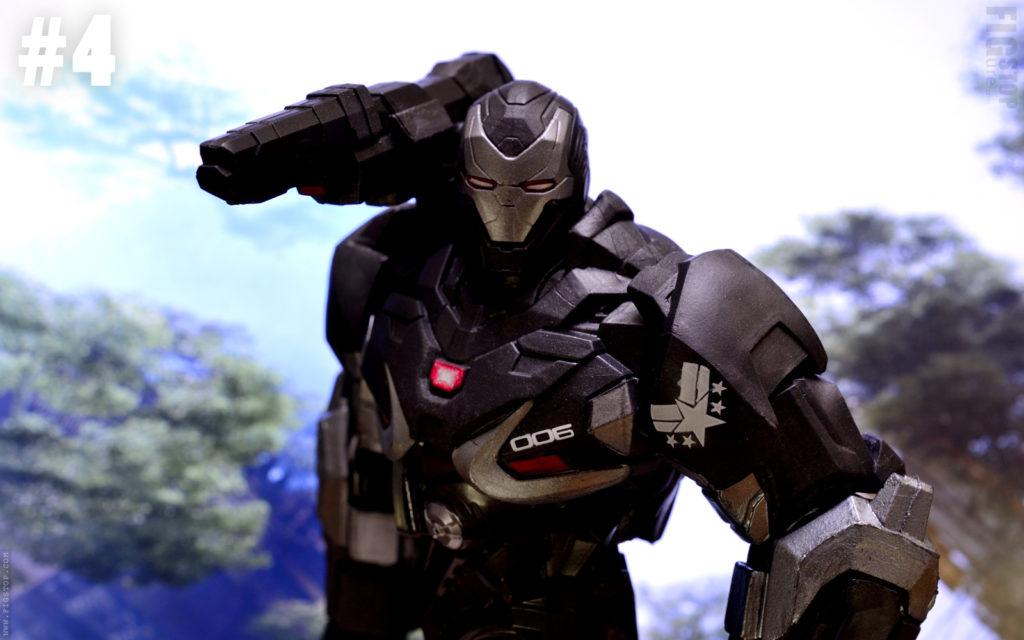 Marvel Legends - War Machine