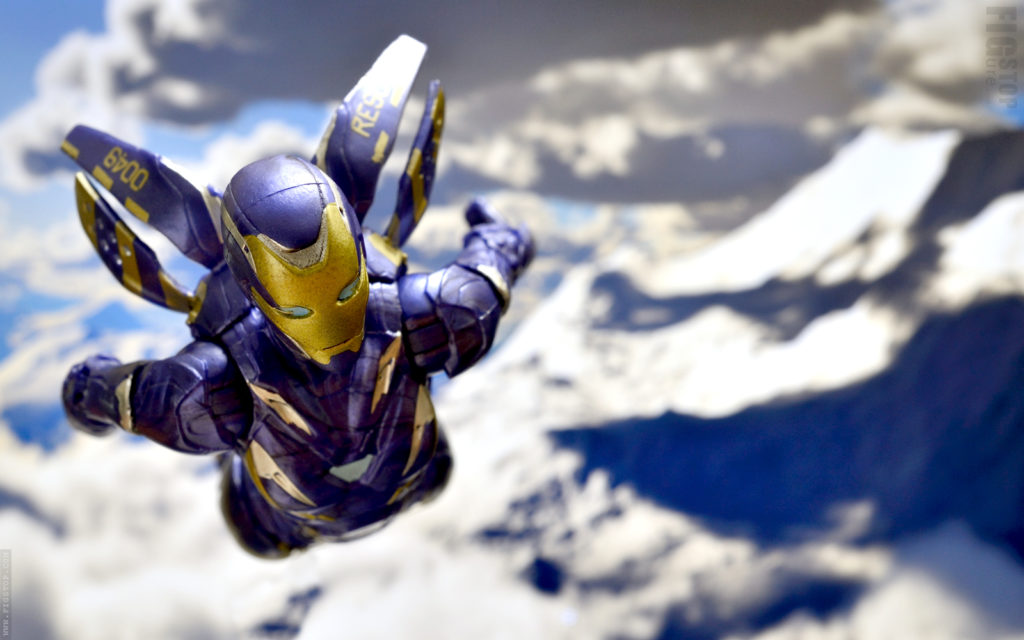 Marvel Legends - Rescue Pepper Potts
